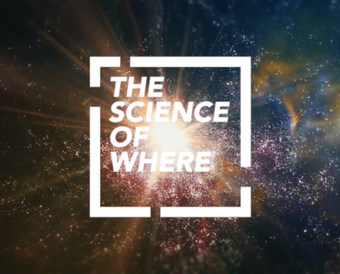 the science of where